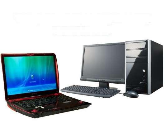 Ремонт системных блоков и ноутбуков