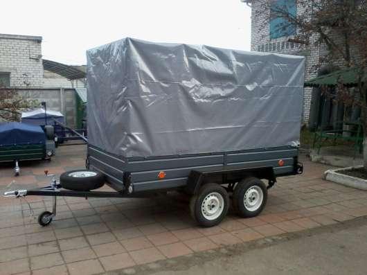 Прицеп для авто от производителя в г. Киев Фото 3