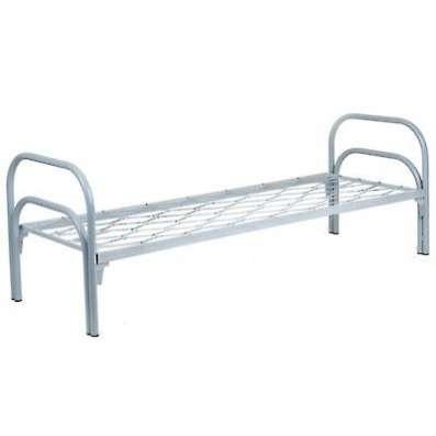 Армейские металлические кровати, кровати для строителей, кровати для детских лагерей, оптом.