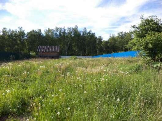 10 соток в деревне Павлищево, Можайский район, 100 км от МКАД по Минскому шоссе.