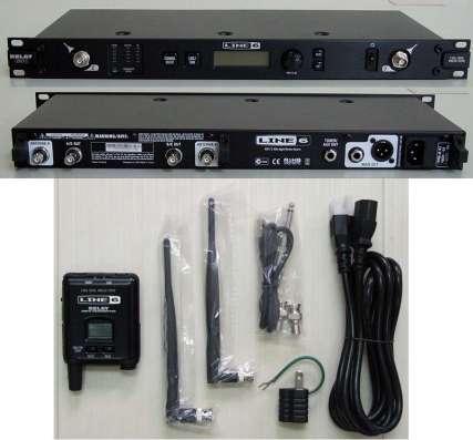 Line 6 relay G90 цифровая гитарная радиосистема