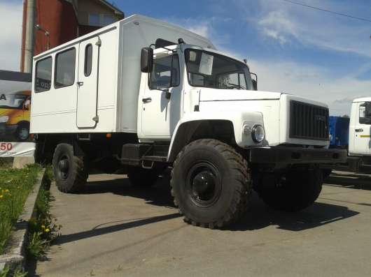 Предлагаем услуги по переоборудованию любых грузовых автомоб в Москве Фото 1