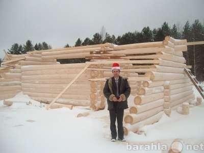 Сруб дома 12х12 ручной работы в Воронеже Фото 4