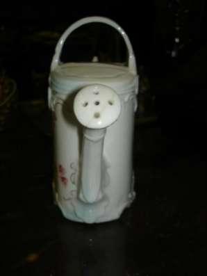 Стариннный молочник-лейка(с дефектами)19