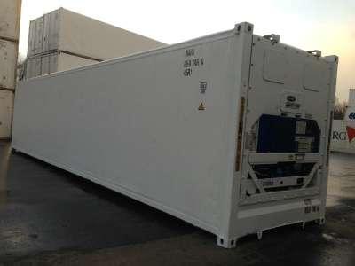 Рефрижираторный контейнер ThermoKing