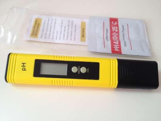 PH-метр (точность 0.01) измеритель кислотности в Уфе Фото 2