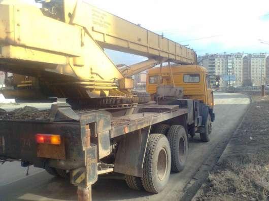 Ивановец 25 тонн в Челябинске Фото 1