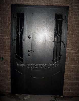 Дверь по индивидуальному заказу в г. Алматы Фото 1
