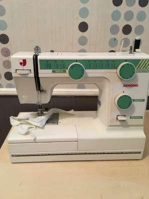 Б/у швейные машинка и оверлок