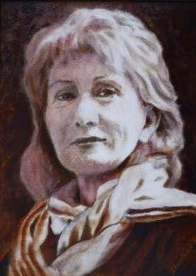 Портрет маслом или нефтью по фото