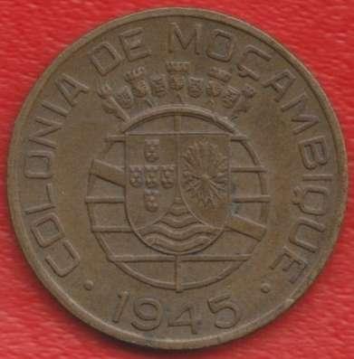 Мозамбик Португальский 1 эскудо 1945 г в Орле Фото 1