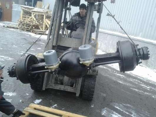 ДВС-508,задние мосты, кабины, редуктор,карданный вал,ГУР ЗИЛ в Екатеринбурге Фото 1