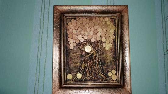 Картины из монет в г. Чернигов Фото 2