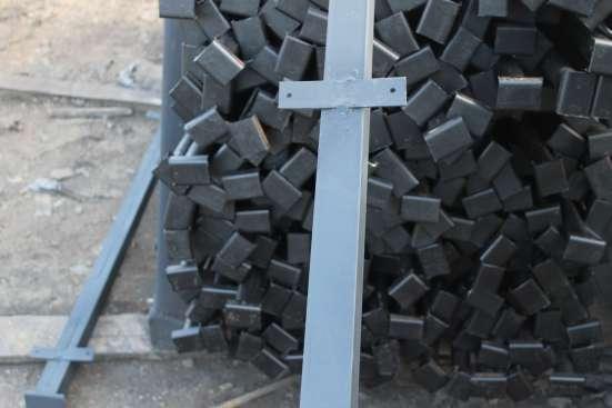 Столбы металлические в Шатуре
