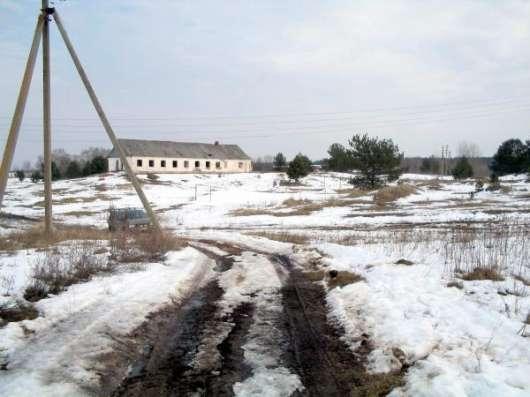 Площадь в собственность под производство 335 м2
