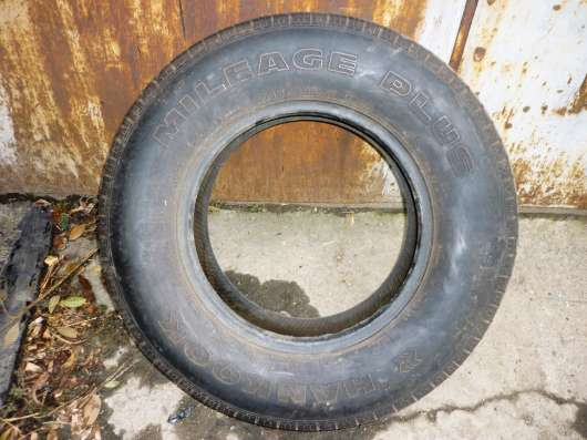 шина 215/80 R15 102S, «HANKOOK», MILEGE PLUS, Корея