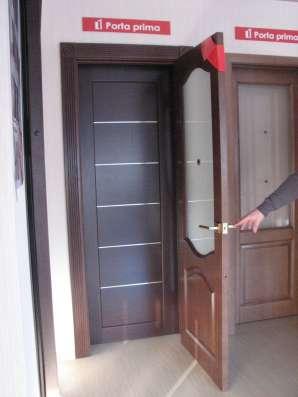 Полотна межкомнатных дверей