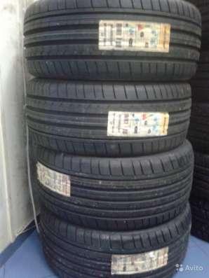 Новые немецкие Dunlop 255 35 R20 Sport MaxGT