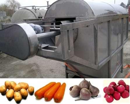 Овощемоечная машина.