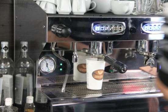 новую кофейню в ТРЦ Меганом в г. Симферополь Фото 2