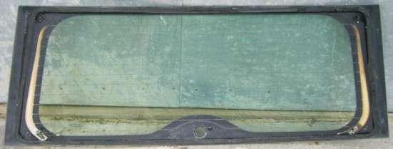 Стекло крышки багажника Форд Фьюжн