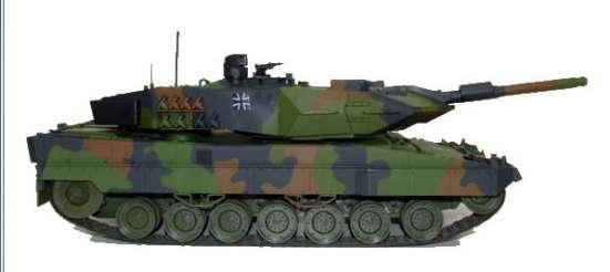 """Боевые машины мира №3 """"Леопард""""-2А5"""