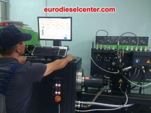 Компьютерная диагностика и ремонт топливной системы дизельного автомобиля в Белгороде Фото 1