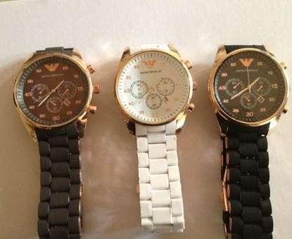 Модные мужские часы Армани