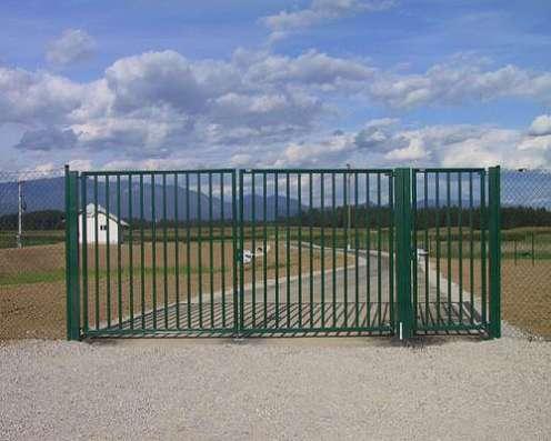 Ворота и калитки на дачу с доставкой в г. Вологда Фото 2