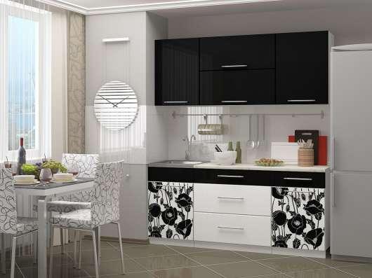 Кухонный гарнитур маки 2 м