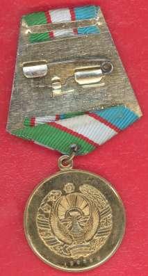 Узбекистан медаль Шухрат (Слава) № 133580