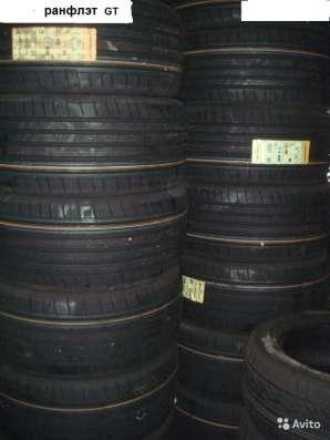 Новые шины ранфлэт 275 35 и 245 40 Dunlop GT ROF