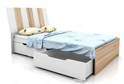 Лукас 354А22 кровать с двумя ящиками