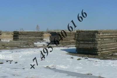 Аэродромные плиты б/у Паг 14 бу Паг 18