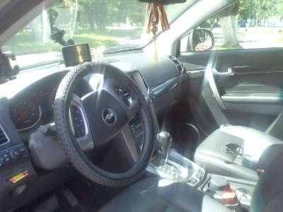 внедорожник Chevrolet Captiva
