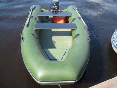 Лодка Скаут-380