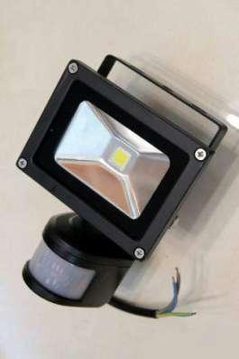 Сенсорный прожектор Jazzway 10W PFL в г. Петропавловск-Камчатский Фото 2