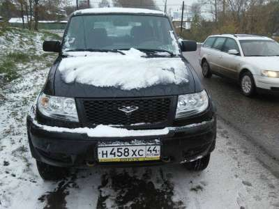 внедорожник УАЗ Patriot, цена 380 000 руб.,в Костроме Фото 5