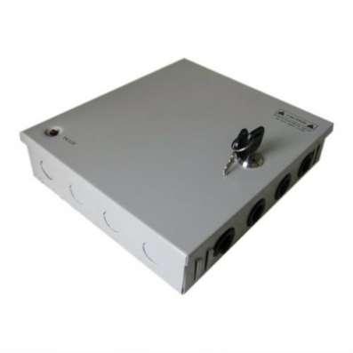 6-порт адаптер 12В 5А для камер набл.