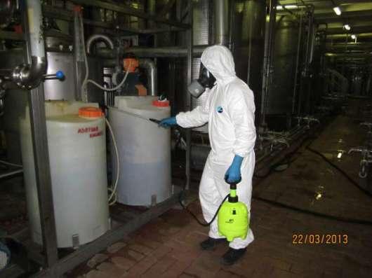 Санобработка от насекомых, грызунов, дезинфекция в Тольятти Фото 2