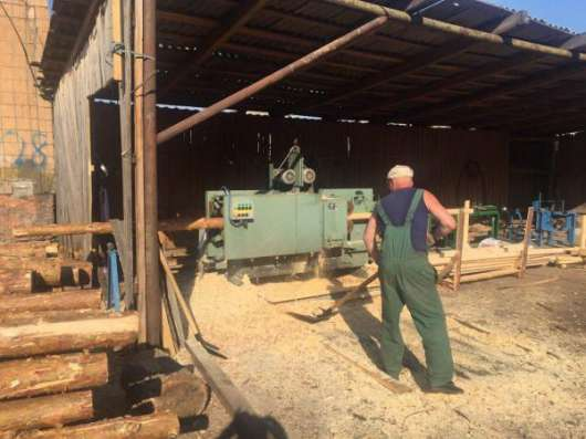 Продаю действующий деревоперерабатывающий цех в г. Олевск
