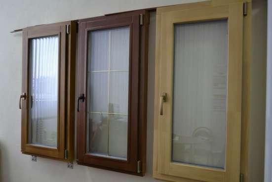 Деревянные Евро Окна от производителя