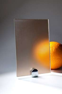 Химически матированное стекло (Сатинат)