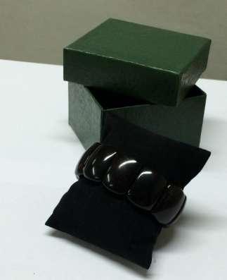 Уникальный черный нефритовый браслет (Бяньши) в Новосибирске Фото 2
