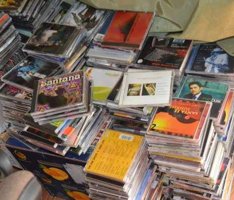 Американские компакт диски