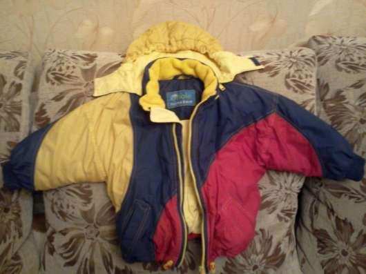 Куртка на холодную весну - осень