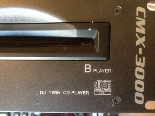 Pioneer CMX-3000 CD/USB-проигрыватель