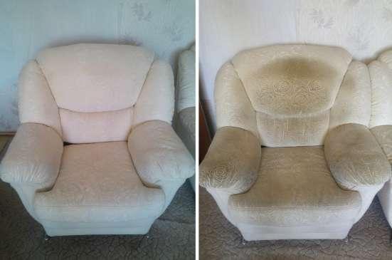 Химчистка чистка мягкой мебели, спальных мест, ковров