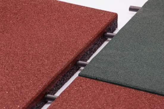 Производство, продажа монтаж резиновой плитки и брусчатки