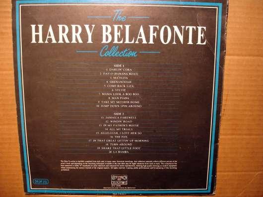 Пластинка винил Harry Belafonte - 20 Golden Greats в Санкт-Петербурге Фото 3